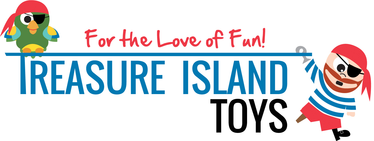 Treasure Island Toys Logo with link to website