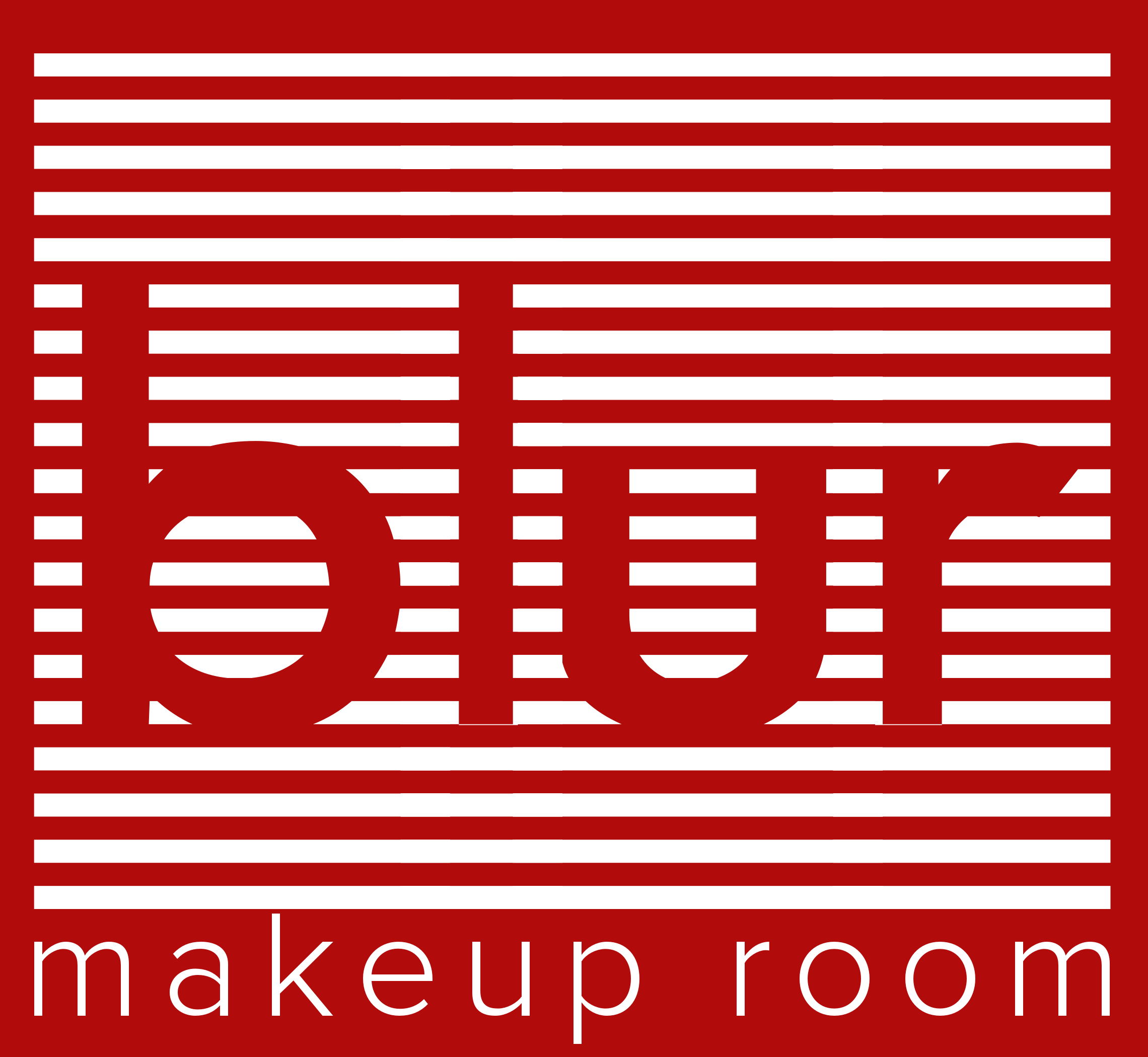 Blur Makeup Room logo with link to website