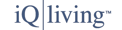 iQliving logo with link to website